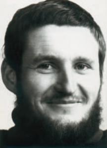Achim Freyer, 1966 (Foto: W. Weiße)