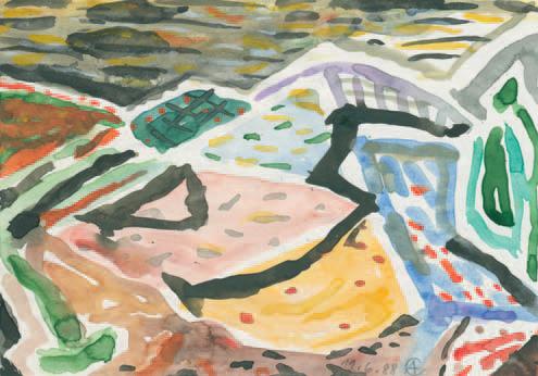 Hügelland, 1988