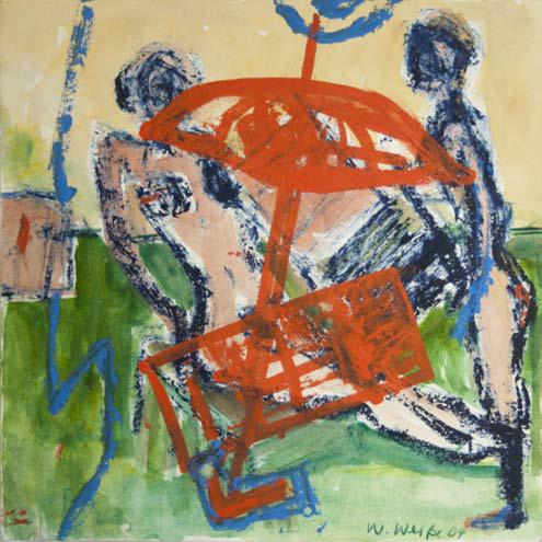»Das Sonnenbad«, 2004